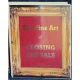 Tom Hopkins - The Fine Art Of Closing The Sale [Audio Cassette] - Audio Cassette