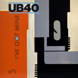 UB40 - I've Got Mine [Vinyl] - 12 Inch 33 1/3 RPM