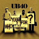 UB40 - Who You Fighting For? [Audio CD] - Audio CD/DVD