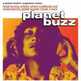 Various Artists - A Global Rhythm Magazine Series Planet Buzz [Audio CD] - Audio CD