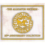 Various Artists - The Alligator Records 20th Anniversary Collection [Audio CD] - Audio CD
