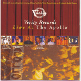 Various Artists - Verity Records: Live at the Apollo [Audio CD] - Audio CD