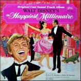 Various Artists - Walt Disney's The Happiest Millionaire: Original Cast Soundtrack - LP