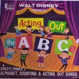 Walt Disney - Acting Out The ABC's [Record] - LP
