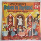 Walt Disney - Babes In Toyland [7 Inch 45 RPM EP] - 7 Inch 45 RPM EP