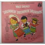 Walt Disney - Drummin' Drummin' Drummin' / Let's Put It Over With Grover - 7 Inch 45 RPM