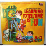 Walt Disney - Learning to Tell Time is Fun - LP