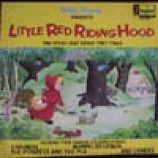 Walt Disney - Little Red Riding Hood and Other Best Loved Fairy Tales - LP