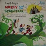 Walt Disney - Mickey and the Beanstalk [Vinyl] - LP