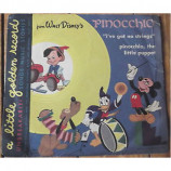 Walt Disney's Pinocchio - I've Got No Strings / Pinocchio The Little Puppet [Vinyl] - 7 Inch 78 RPM