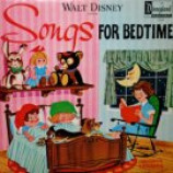 Walt Disney Songs For Bedtime - Walt Disney Presents Songs for Bedtime [Vinyl] - LP