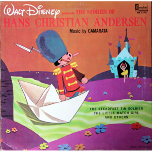Walt Disney - Stories of Hans Christian Anderson [LP] - LP - Vinyl - LP