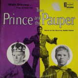 Walt Disney - Story of the Prince and Pauper [Record] - LP