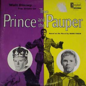 Walt Disney - Story of the Prince and Pauper [Record] - LP - Vinyl - LP