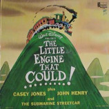 Walt Disney - The Little Engine That Could and Others [Record] - LP