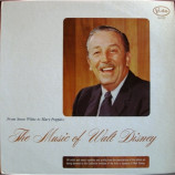 Walt Disney - The Music of Walt Disney: From Snow White to Mary Poppins [Vinyl] - LP