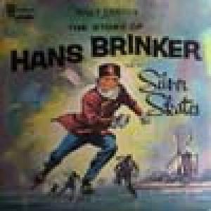 Walt Disney - The Story of Hans Brinker and the Silver Skates - LP - Vinyl - LP