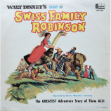 Walt Disney - The Story Of The Swiss Family Robinson [Vinyl Record Album] - LP