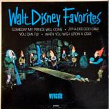 Walt Disney - Walt Disney Favorites [Vinyl] - LP
