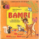 Walt Disney's Story of Bambi With Songs From The Original Soundtrack of The Moti