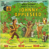 Walt Disney - Walt Disney's Story Of Johnny Appleseed [Vinyl] - 7 Inch 33 1/3 RPM