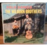 Wilburn Brothers - Folk Songs [Vinyl] Wilburn Brothers - LP