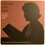 Winifred Smith - Winifred Smith Sings From Her Collection Of Authentic Ethnic Folk Songs - LP