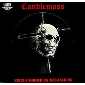 CANDLEMASS - EPICUS DOOMICUS METALLICUS (RSD 2016) - Vinyl Record - LP Picture Disc