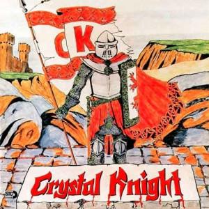 CRYSTAL KNIGHT - CRYSTAL KNIGHT - Vinyl Record - LP