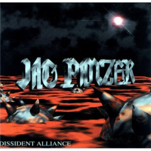 Jag Panzer  - Dissident Alliance - Vinyl - 2 x LP