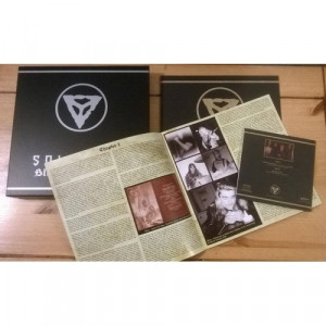 SOLSTICE -  Blood Fire Doom - Vinyl - LP Box Set