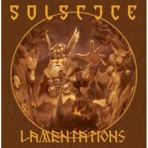 SOLSTICE - LAMENTATIONS - Vinyl Record - LP Gatefold