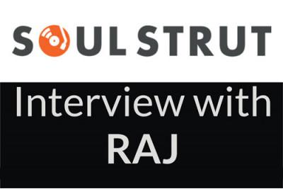 Ιnterview with Rick Smith (RAJ) of Soulstrut