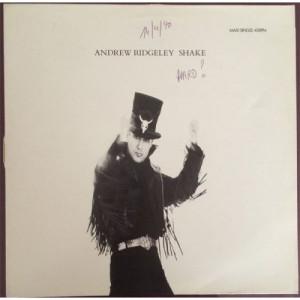"""Andrew Ridgeley - Shake - Vinyl Record - 12"""""""