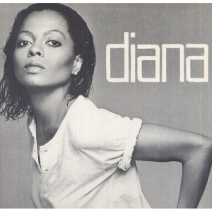 Diana Ross - Diana - Vinyl Record - LP
