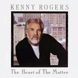 Kenny Rogers - The Heart Of The Matter - Vinyl - LP
