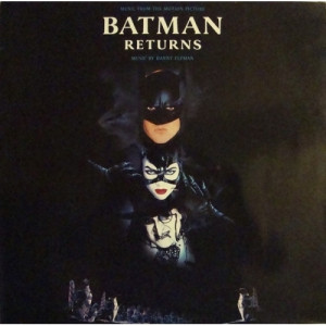 Danny Elfman - Batman Returns (Music From The Motion Picture) - Vinyl Record - LP