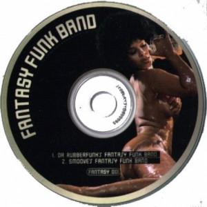 Fantasy Funk Band - Fantasy Funk Band - CD - Demo CDr