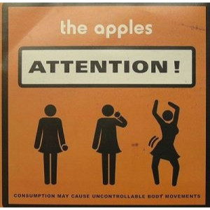The Apples - Attention! - Vinyl Record - LP