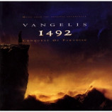Vangelis - 1492 – Conquest Of Paradise (Music From The Original Soundtr