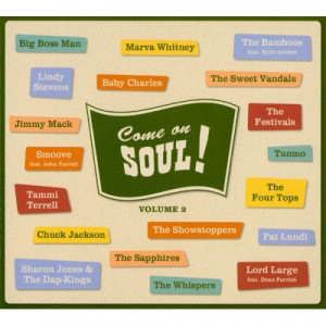 Various - Come On Soul! Volume 2 - CD - Compilation