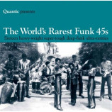 Various - Quantic Presents The World's Rarest Funk 45s