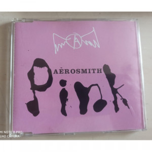 Aerosmith - Pink - CD Maxi Single - CD - Single