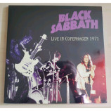 Black Sabbath - Live In Conpenhagen 1971 - LP