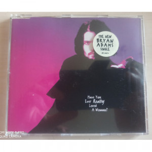 Bryan Adams - Have You Ever Really Loved A Woman? - CD Single - CD - Single