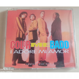 Color Me Badd - I Adore Mi Amor - CD Single - CD - Single