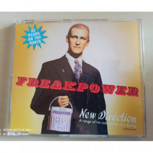 Freakpower - New Direction - CD Maxi Single - CD - Single