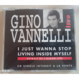 Gino Vannelli ‎ - I Just Wanna Stop - CD Maxi Single