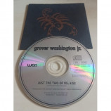 Grover Washington,jr. - Just The Two Of Us - CD Single