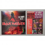 Iron Maiden - The Hungry Beast - LP